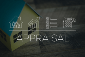 A graphic representation of a real estate appraiser in Philadelphia, PA